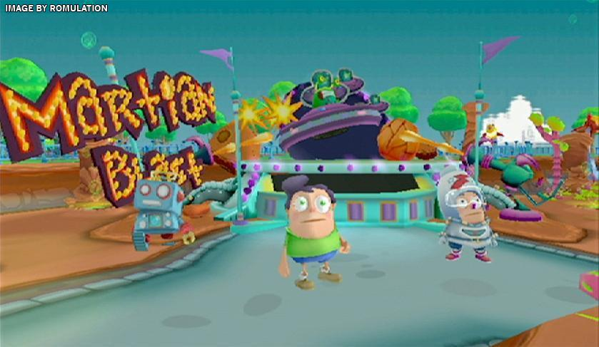 Six Flags Fun Park Usa Nintendo Wii Iso Download