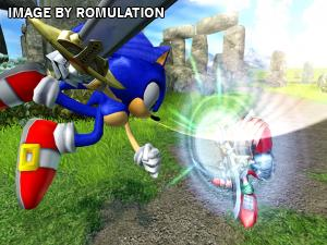 Sonic and the Black Knight for Wii screenshot