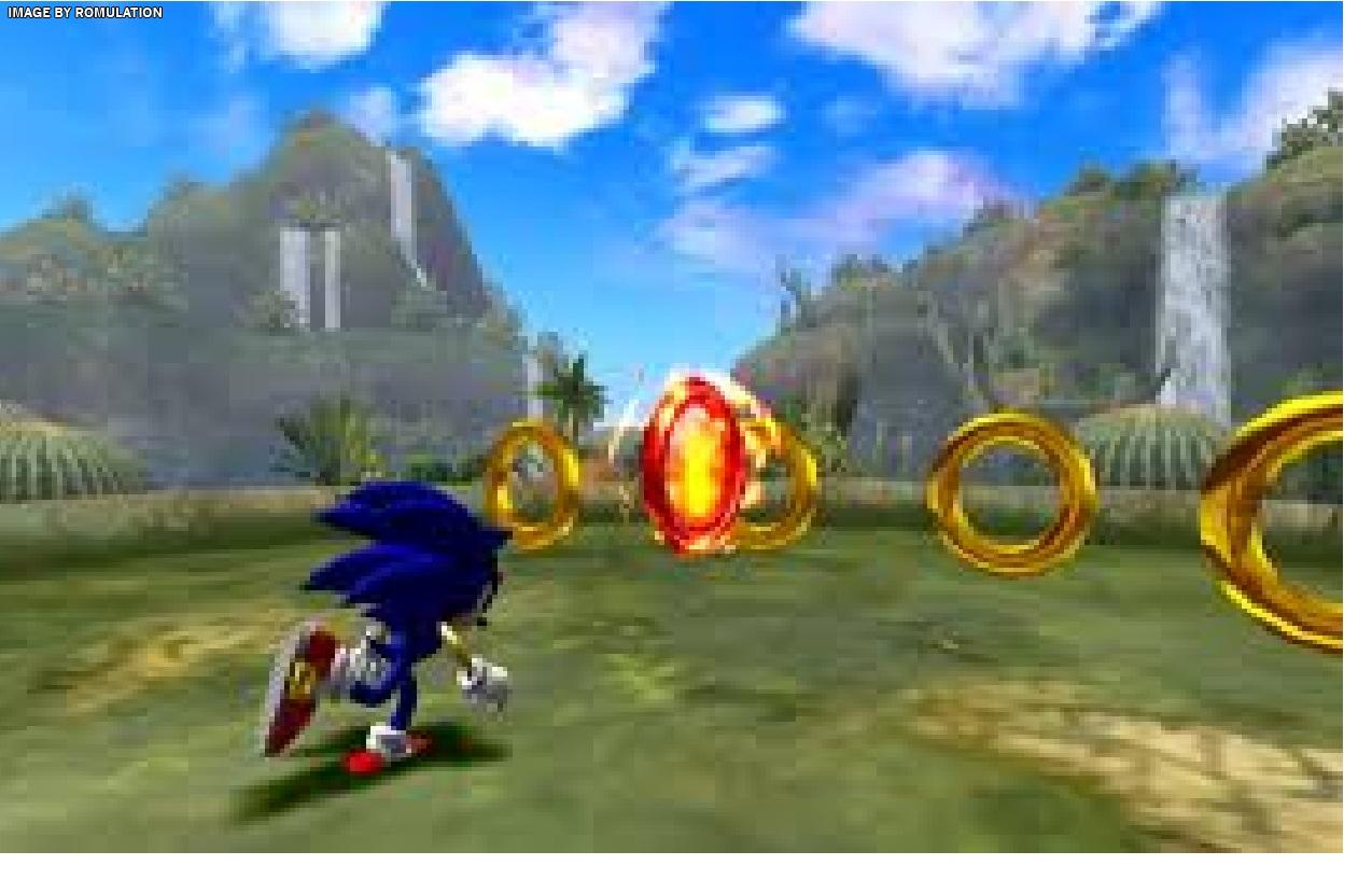 Sonic And The Secret Rings Iso