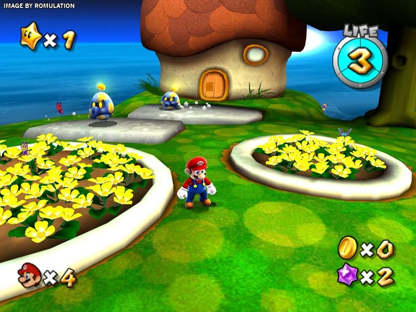 free games to  for pc mario galaxy