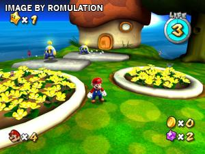Super Mario Galaxy for Wii screenshot