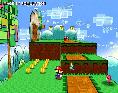 Super Paper Mario 4 4 Top Ten Scariest Nintendo Moments 4 River