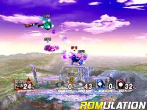 Super Smash Bros Brawl for Wii screenshot