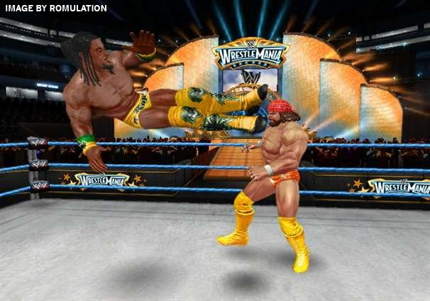 wwe all stars download wii