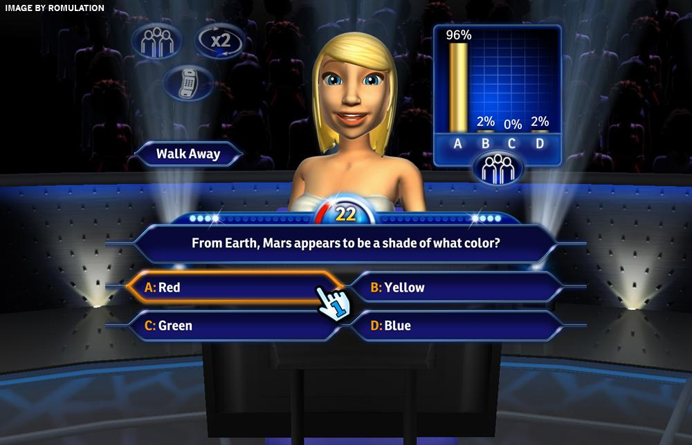who wants to be a millionaire download for pc