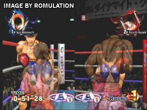 Victorious Boxers - Revolution for Wii screenshot