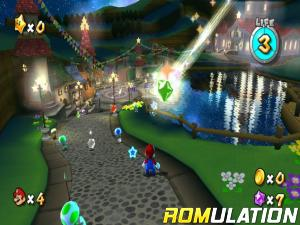 Super Mario Galaxy 2 for Wii screenshot