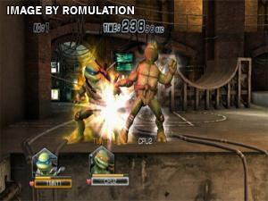 Teenage Mutant Ninja Turtles - Smash-Up for Wii screenshot