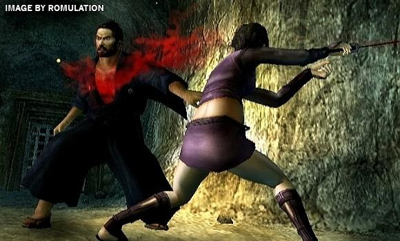 tenchu shadow assassins psp iso download full