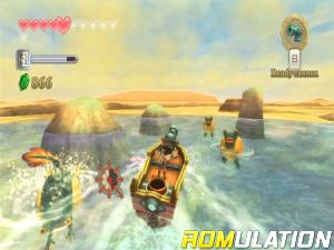 Legend of Zelda - Skyward Sword for Wii screenshot