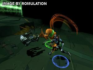 Ben 10 Omniverse for Wii screenshot