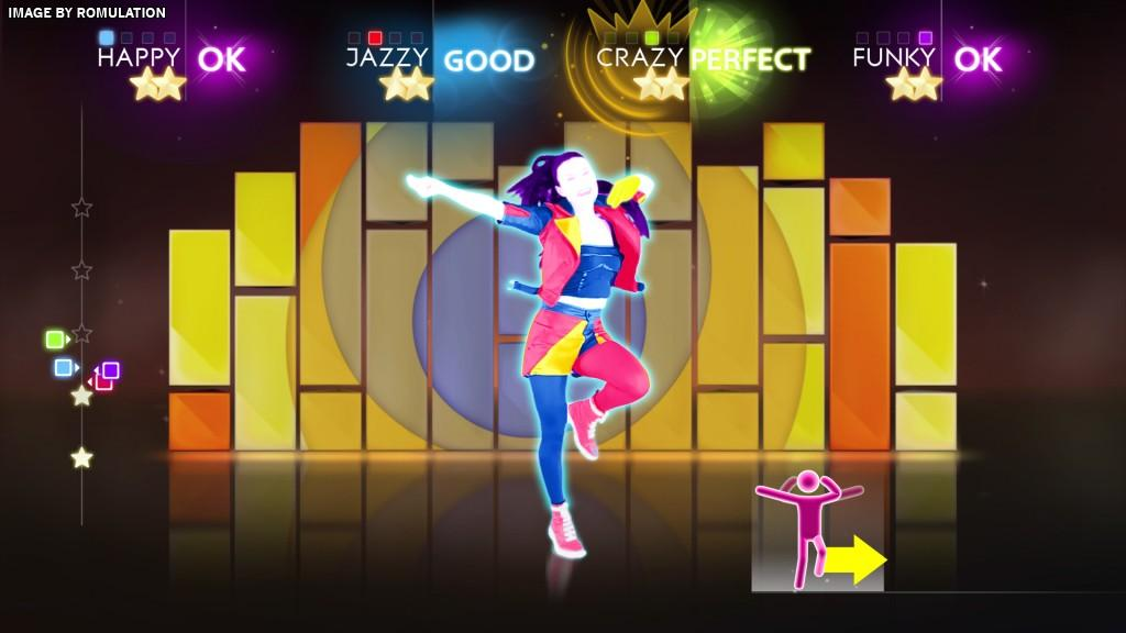 Just Dance 4 (USA) Nintendo Wii ISO Download | RomUlation