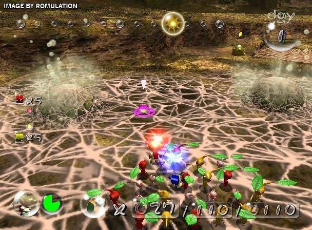 Pikmin 2 Usa Nintendo Wii Iso Download Romulation