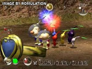 Pikmin 2 for Wii screenshot