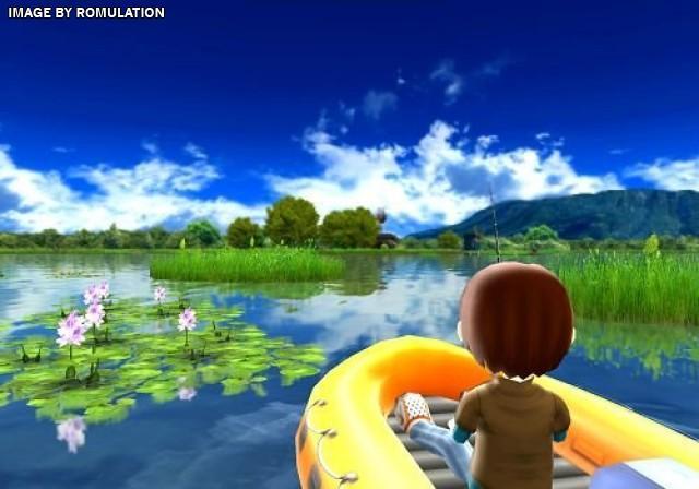 Fishing resort usa nintendo wii iso download romulation for Wii u fishing game