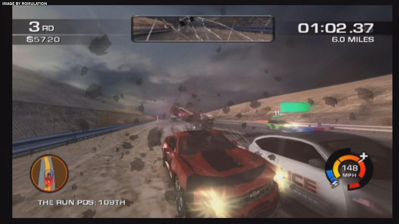 Wii ntsc Need speed