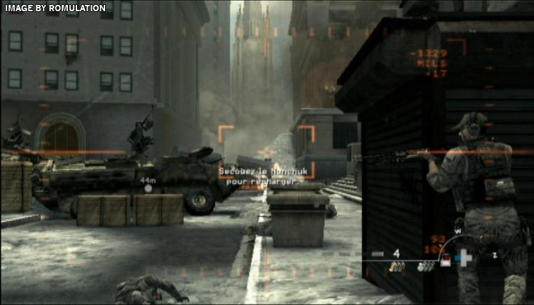 Call Of Duty Modern Warfare 3 Usa Nintendo Wii Iso Download
