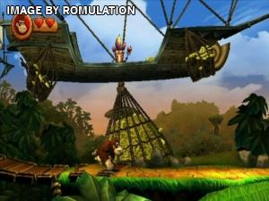 Donkey Kong Country Returns for Wii screenshot