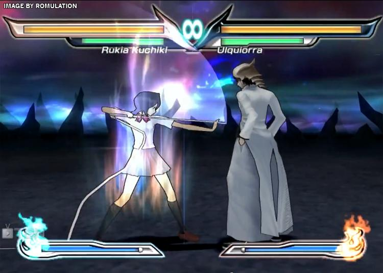 bleach shattered blade wii iso