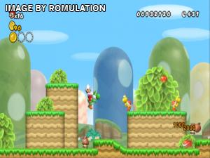 New Super Mario Bros for Wii screenshot