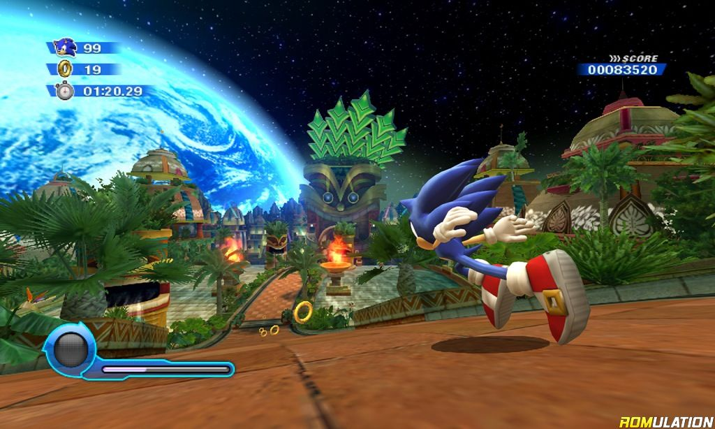Sonic Colors (USA) Nintendo Wii ISO Download | RomUlation
