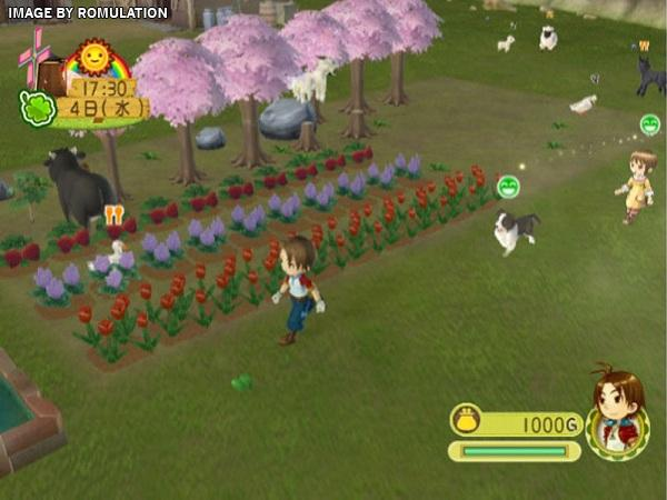 harvest moon iso file free download
