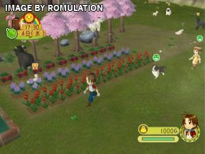 Harvest Moon Animal Parade for Wii screenshot