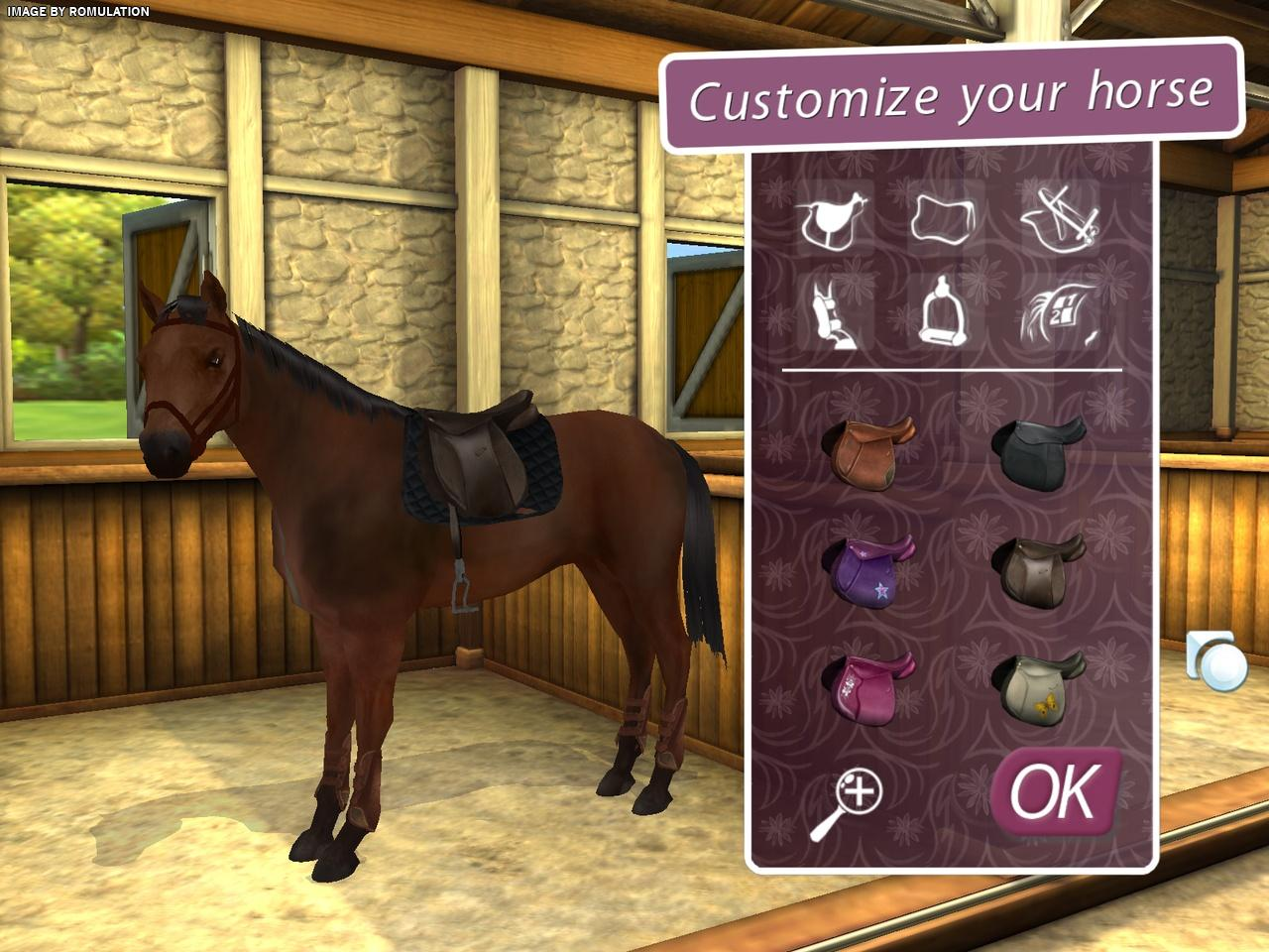Horse flash games online