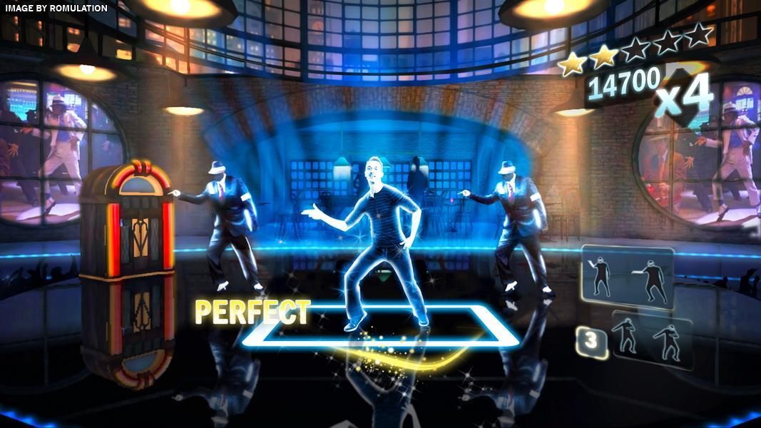 Michael Jackson - The Experience (USA) Nintendo Wii ISO ...