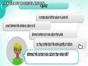Mind Body Soul - Nutrition Matters for Wii screenshot