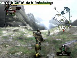 Monster Hunter Tri for Wii screenshot
