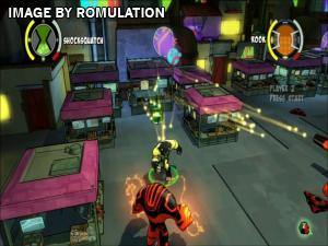Ben 10 Omniverse 2 for Wii screenshot