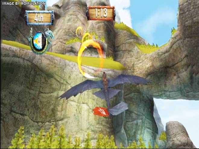 How to train your dragon 2 usa nintendo wii iso download romulation how to train your dragon 2 for wii screenshot ccuart Choice Image