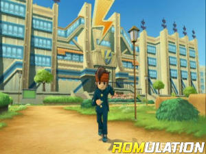 Inazuma Eleven Strikers for Wii screenshot