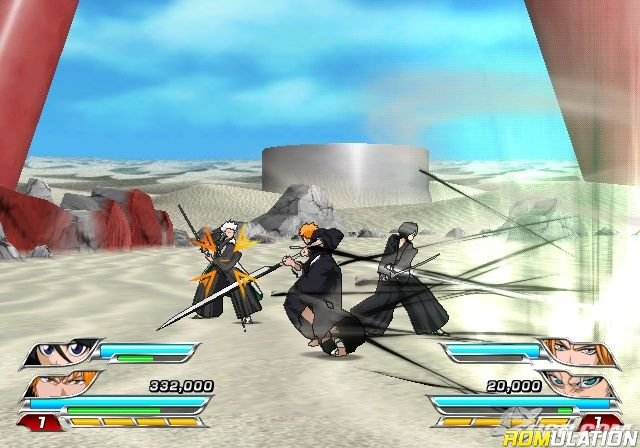WII CRUSADE ISO VERSUS BLEACH TÉLÉCHARGER